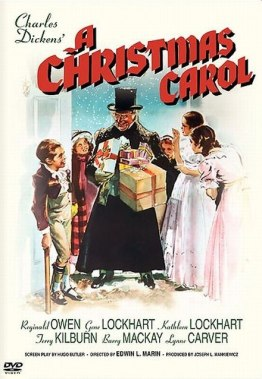 a-christmas-carol-reginald-owen-poster
