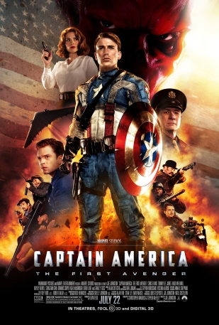 Captain-America-First-Avenger-Poster