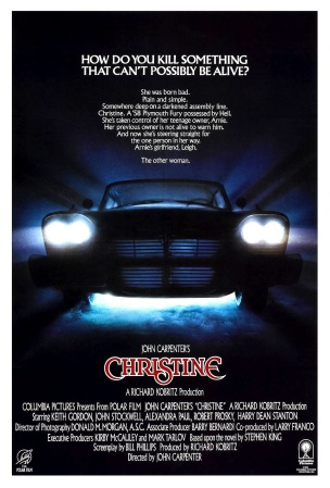 Christine-1983-Poster