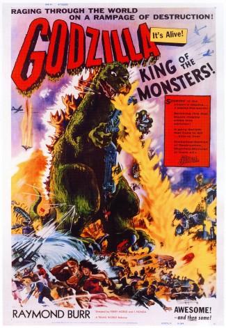 Godzilla_1956_Poster