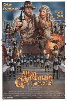 Allen_Quartermain_City_of_Gold_Poster