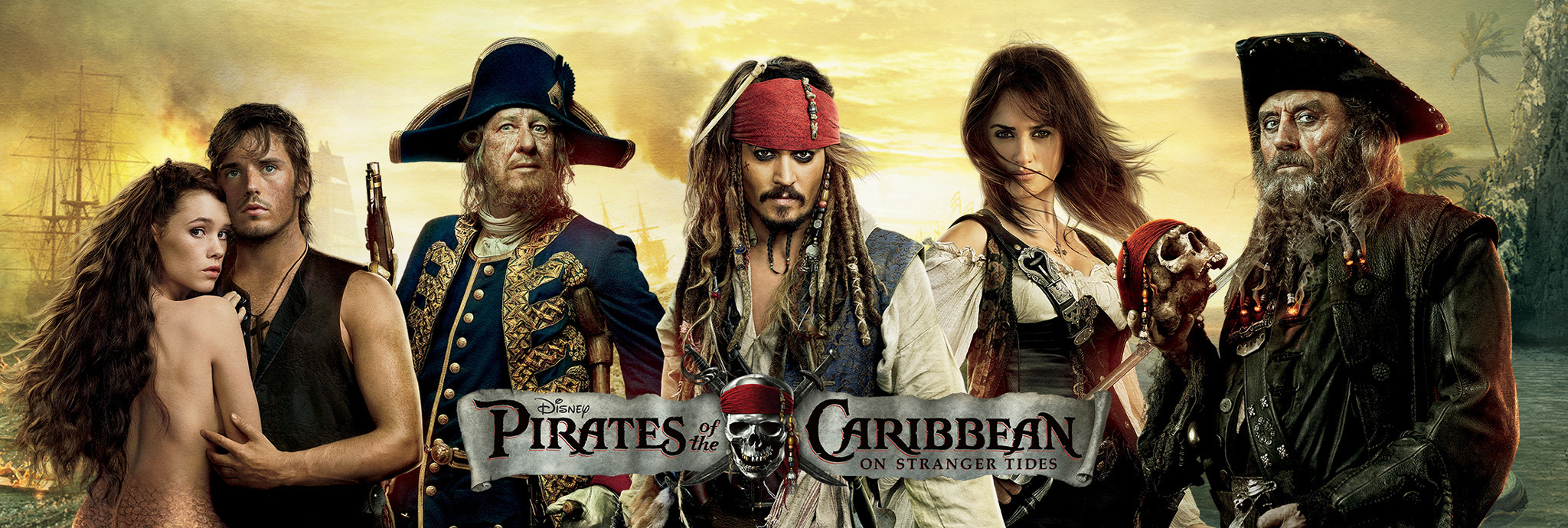yo ho ho! let's restart! (pirates of the caribbean: on stranger