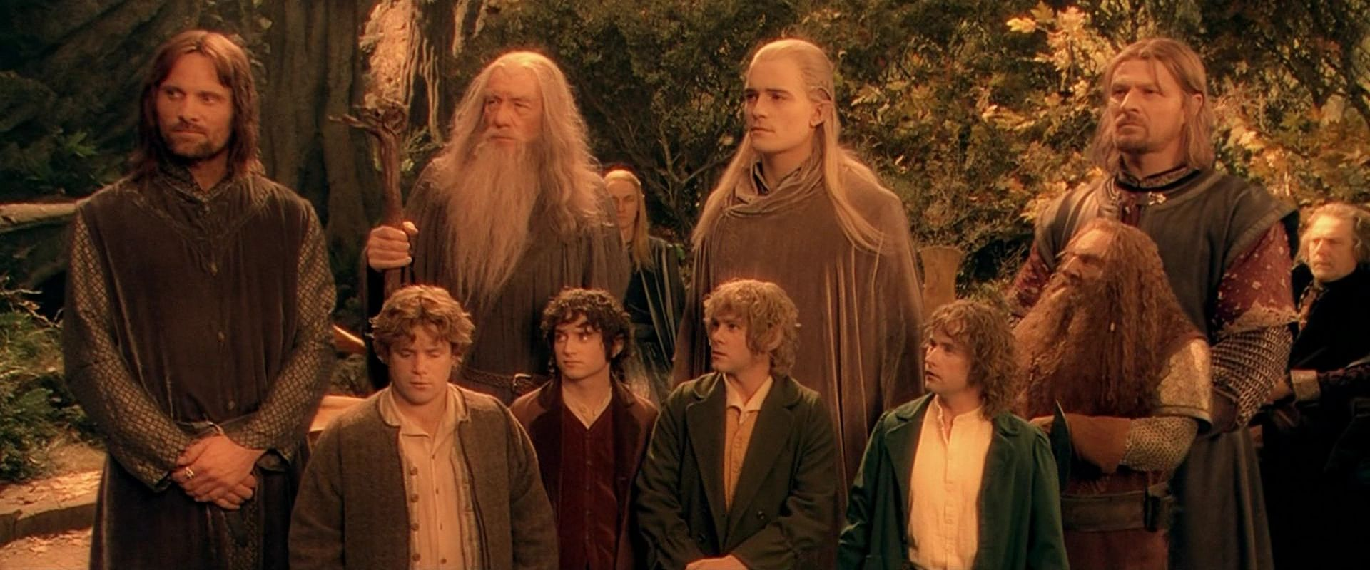 To Rule Them All The Lord Of The Rings The Fellowship Of The Ring 2001 Tripping Through Gateways