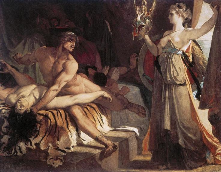 Thetis_Achilles