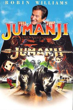 Jumanji_1995_Poster
